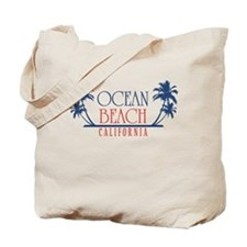 Ocean Beach Regal Tote Bag