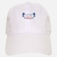 Ocean Beach Regal Baseball Baseball Cap