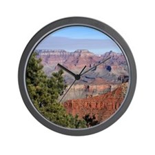 Grand Canyon #15 Wall Clock