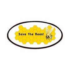 Save the Bees! ~ Patches