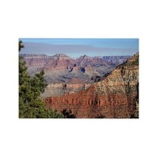 Grand Canyon #15 Rectangle Magnet