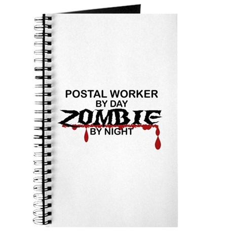 Postal Worker Zombie Journal