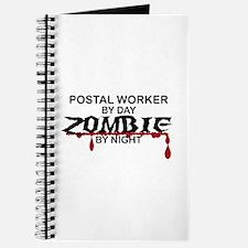 Postal Worker Zombie Journal