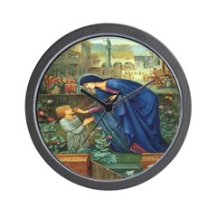 The Prioress' Tale Wall Clock