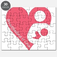 Breastfeeding is Love Puzzle