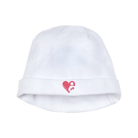 Breastfeeding is Love baby hat