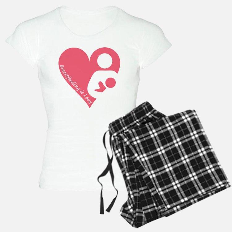 Breastfeeding is Love Pajamas