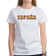 Spain Tee