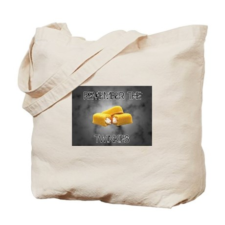 Remember The Twinkies Tote Bag