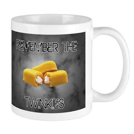 Remember The Twinkies Mug