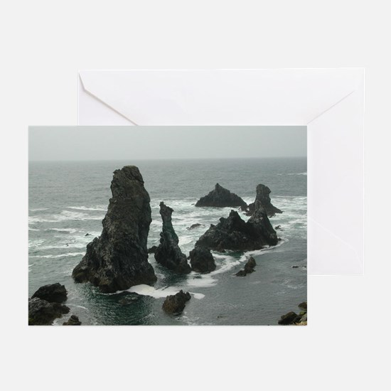Belle-Ile 1 Greeting Cards (Pk of 10)