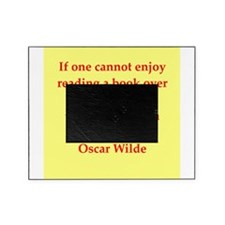 oscar wilde quote Picture Frame