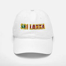 Sri Lanka Baseball Baseball Cap