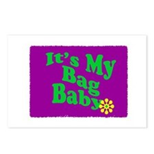 Its My Bag Baby Postcards (Package of 8)