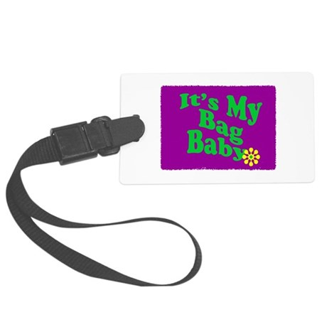 Its My Bag Baby Large Luggage Tag