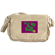 Its My Bag Baby Messenger Bag