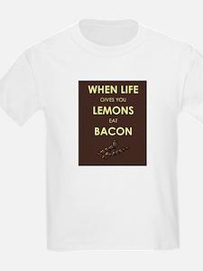 Lemons to Bacon T-Shirt