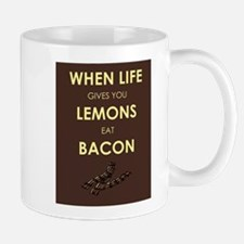 Lemons to Bacon Mug