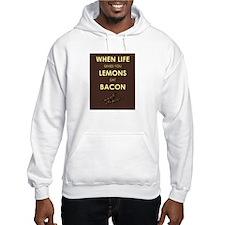 Lemons to Bacon Hoodie