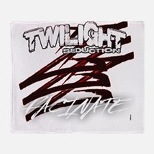 Twilight 2012 Throw Blanket