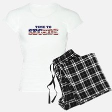 Secede Flag Pajamas