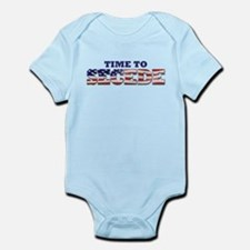 Secede Flag Infant Bodysuit