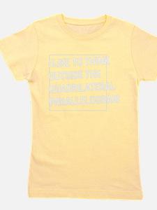 Quadrilateral parallelogram T-Shirt
