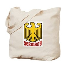 German Coat of Arms Tote Bag