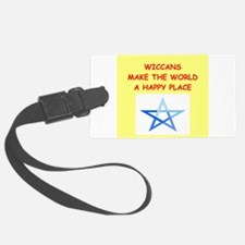 WICCANS.png Luggage Tag