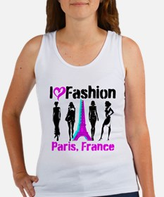 FASHION QUEEN Women's Tank Top