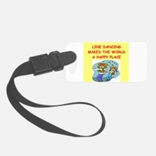 LINE.png Luggage Tag