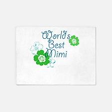 Worlds Best Mimi 5'x7'Area Rug