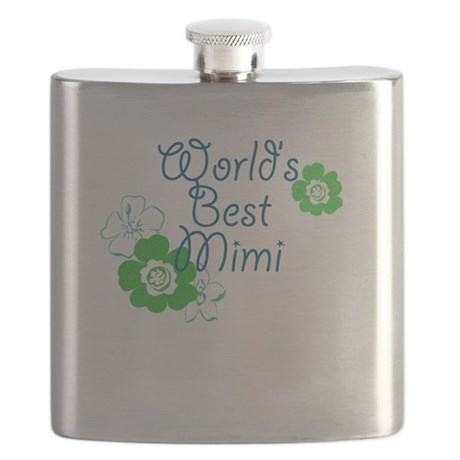Worlds Best Mimi Flask