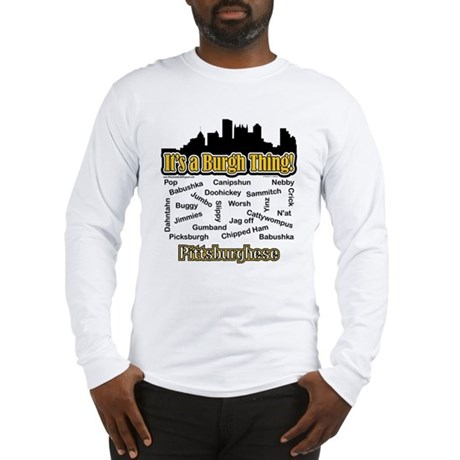 Light Apparel Long Sleeve T-Shirt
