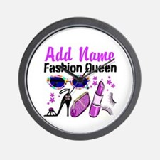 FASHION QUEEN Wall Clock