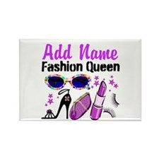 FASHION QUEEN Rectangle Magnet (100 pack)