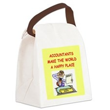 ACCOUNTANTS.png Canvas Lunch Bag