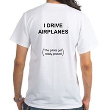 Airplane unpilot Shirt
