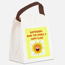 BARS.png Canvas Lunch Bag