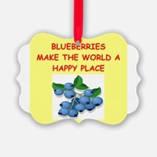 BLUEBERRIES.png Ornament