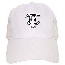 Cow Pi Baseball Cap