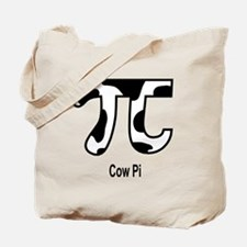 Cow Pi Tote Bag