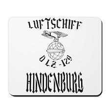 Luftschiff Hindenburg Mousepad