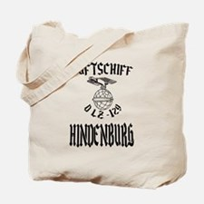 Luftschiff Hindenburg Tote Bag