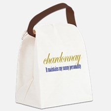 Chardonnay.png Canvas Lunch Bag
