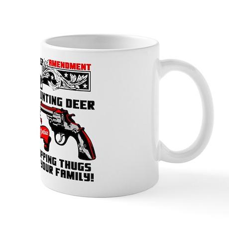 """""""The Second Amendment"""" Mug"""