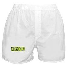 Unique Forensic Boxer Shorts