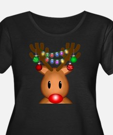 Reindeer with lights T