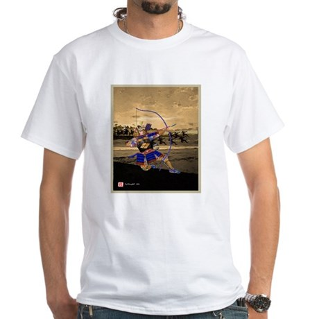 T-shirt, Battles of Kawanakajima