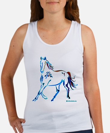 Horse of Many Colors Tank Top